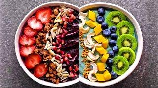 Вкусные и здоровые завтраки для похудения | Правильное Питание | ПП рецепты