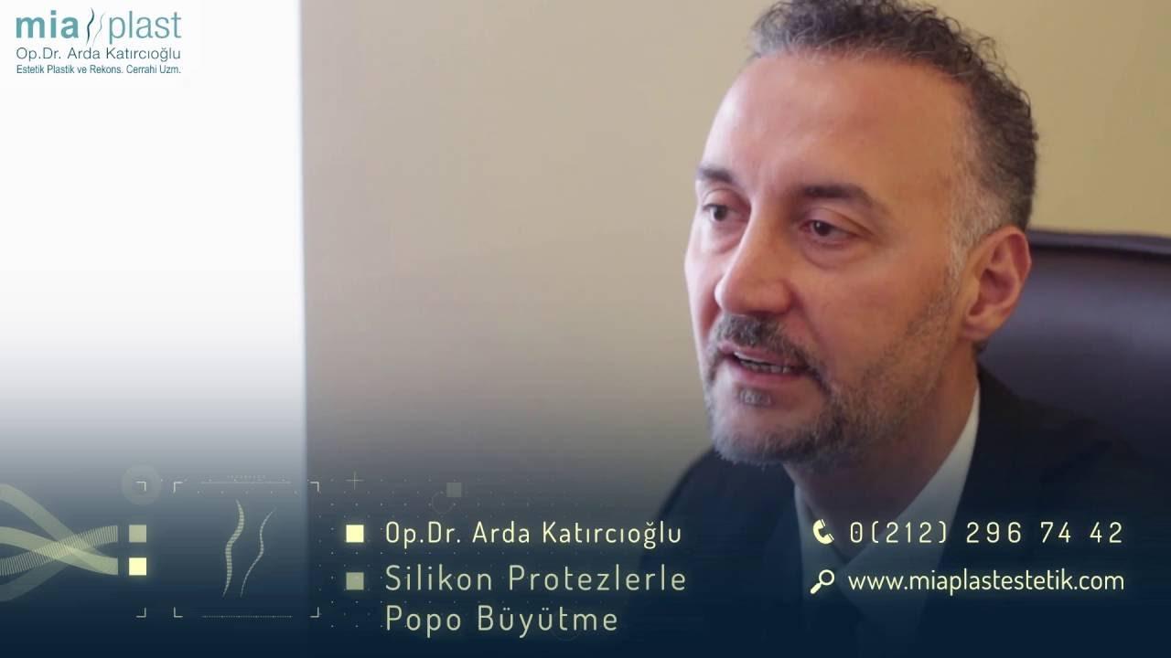 Brezilya Popo Estetiği Ve Silikon: Popo Kaldırma