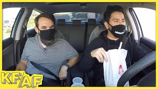 Nick and Andy Go to the Drive-Thru - KFAF