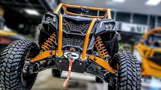 BRP CAN AM Maverick Sport XRC Новинка сезона 2020