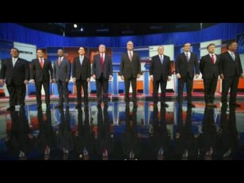 Rating GOP presidential candidates on hotly-debated political issues