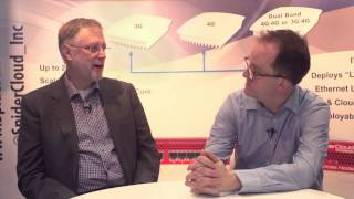 Small Cells World Summit 2015 - Sponsored Interview - SpiderCloud