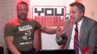 Mr Anderson (Kennedy) Tells INSANE Chris Benoit Story + Wrestlers Court Story