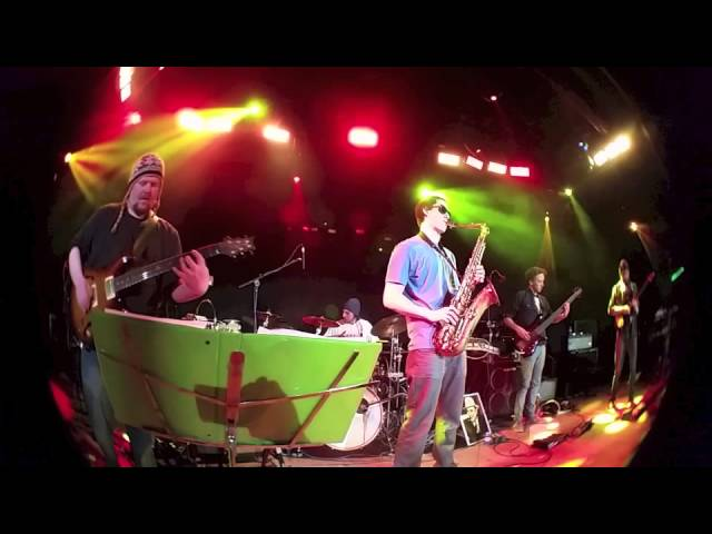 The Mushroom Cloud - Sinister Snitch (Toad's Place 2/13/15)
