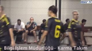 Anadolu Sigorta Çalışanları Futbol Turnuvası/ Bilgi İşlem-Karma Takım
