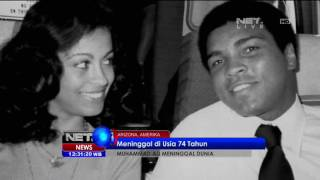 RIP Muhammad Ali Sang Legenda Tinju Dunia - NET12