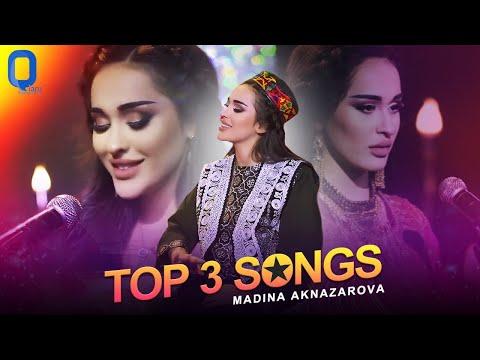 Madina Aknazarova - Top 3 Songs 2021 | Tajik Music Video
