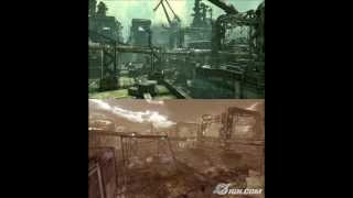 Blinx 2 Half and Half World (Gears of War 2 Tyro Station Map)