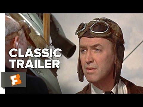 The Spirit of St. Louis (1957) Official Trailer - Jimmy Stewart, Murray Hamilton Movie HD