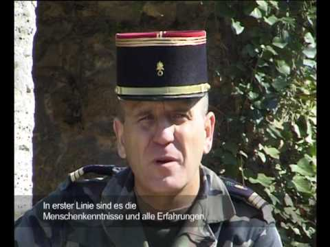 Captain José Gil Member Of The French Foreign Legion Youtube
