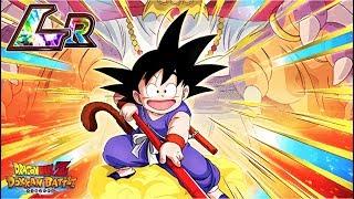 WHEN WILL HE BECOME AN LR? F2P UR RAINBOW KID GOKU SHOWCASE: DBZ Dokkan Battle