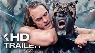 LEGEND OF TARZAN Trailer 2 German Deutsch (2016)