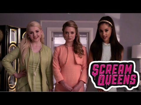 Scream Queens 1x01 - The Chanels