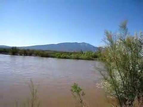 Full Rio Grande Santa Ana Pueblo NM