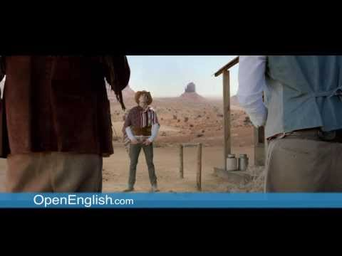 Open English - Spaghetti Western