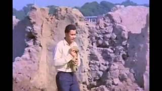 Teri duniya se hoke majboor karaoke song from Pavitra Papi of Kishoreda by Rajan Shetye.wmv