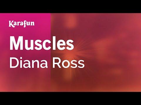 Karaoke Muscles - Diana Ross *
