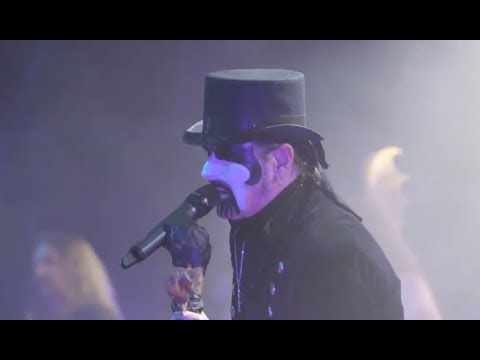 """King Diamond releases """"Halloween"""" live from his new live album..!"""