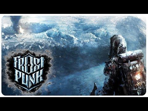 Survivor Search In The Frozen Apocalypse! | Frostpunk Gameplay - Demo End