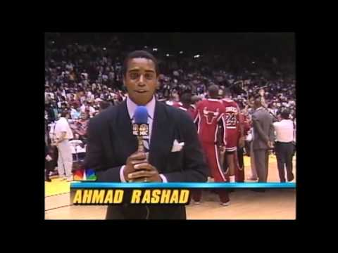 1991 NBA Finals GM3: Game Reports from Steve Jones and Ahmad Rashad