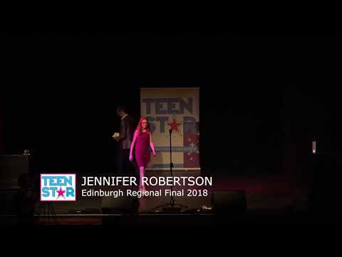 Jennifer robertson singing hold on ella henderson