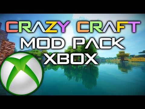 How To Download CrazyCraft Mod Pack On XboxOne (Tutorial)