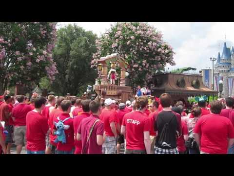 A look at Orlando Gay Days 2010 at Disney's Magic Kingdom, Typhoon Lagoon and Universal Studios