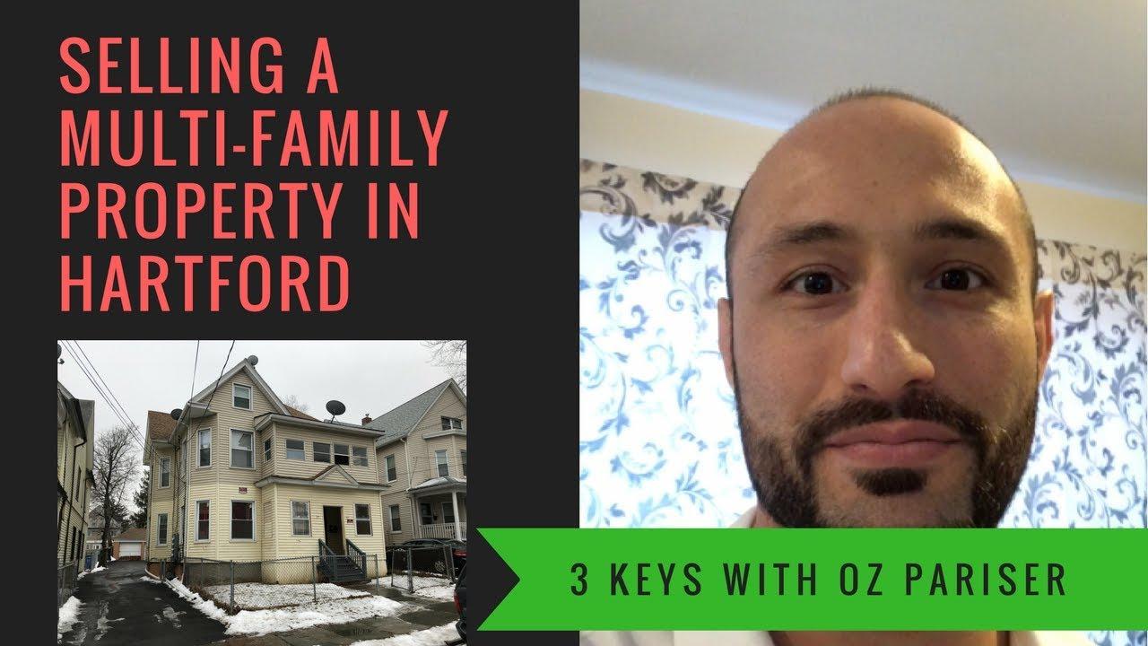 Selling A Multifamily Property in Hartford - 3 Keys