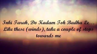 Humnava - English and Hindi Lyrics   Emraan Hashmi   Vidya Balan - Hamari Adhuri Kahani