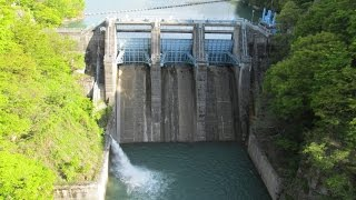高遠ダム(長野県伊那市)