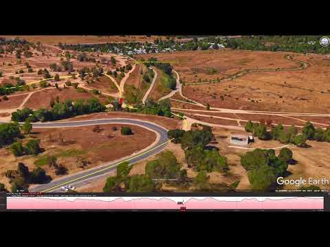 2017 Woodward Park 5k XC Course