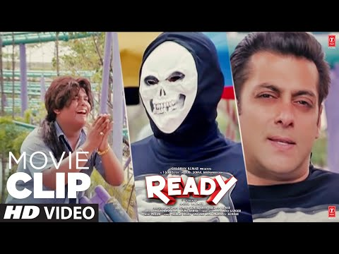 Ready Movie Comedy Scene - Must Watch | Salman Khan, Asin