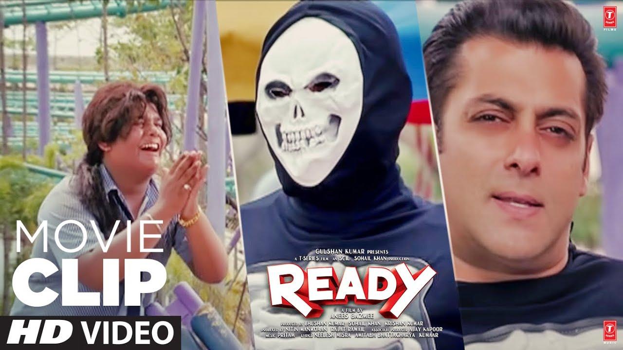 Phele Samjhao Baat...|| Ready | Movie Clip | Comedy Scene | Must Watch | Salman Khan, Asin