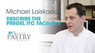 Michael Laiskonis - How Would You Describe the PreGel ITC Facility?
