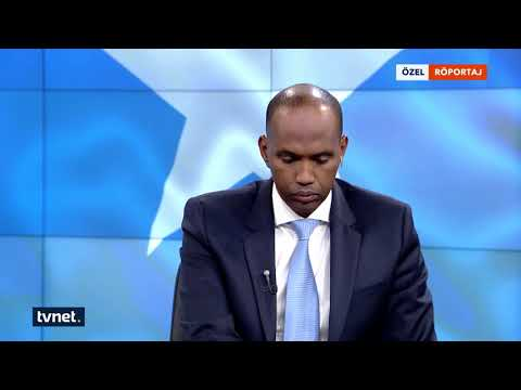 Özel Röportaj - Somali Başbakanı Hasan Ali Hayri thumbnail