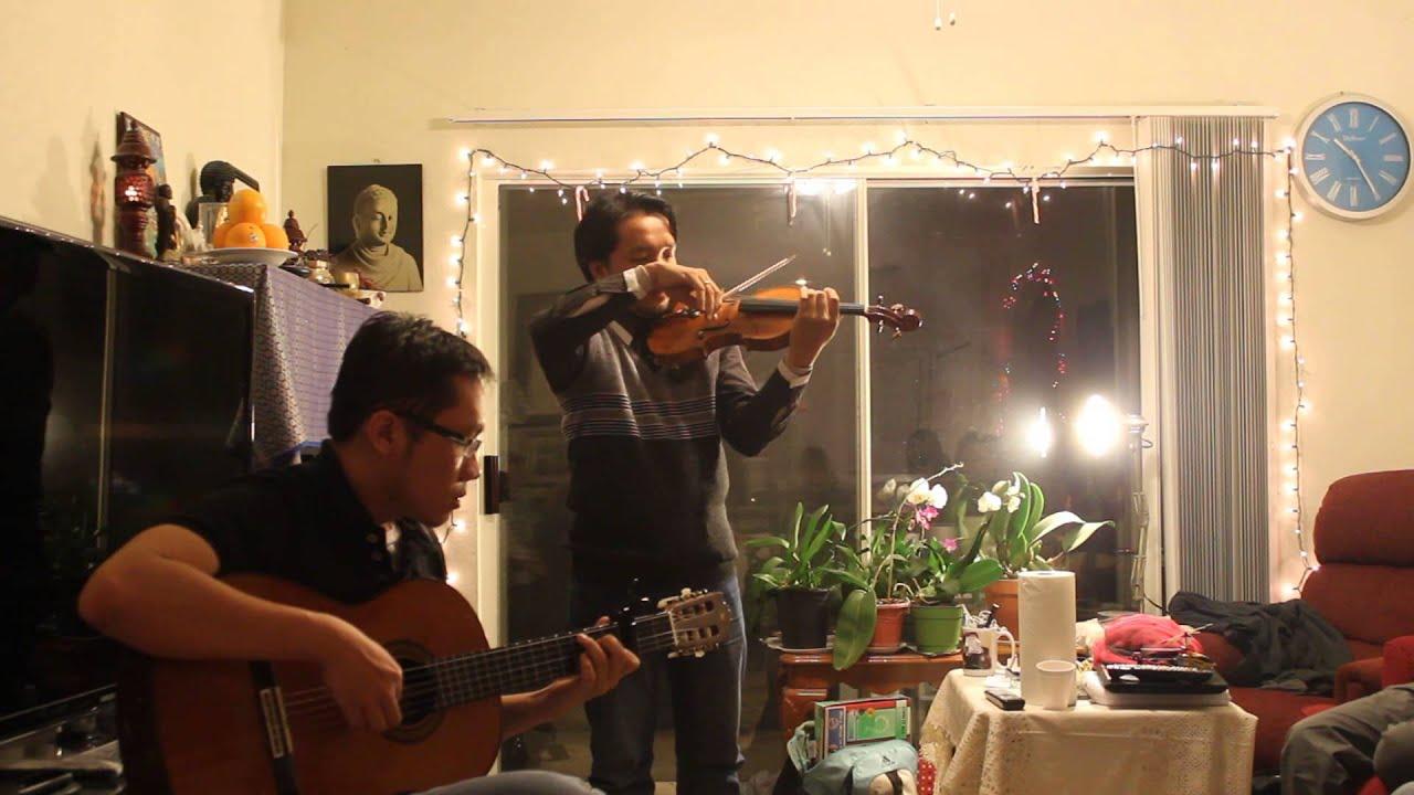 Song from a Secret Garden - Violin + Guitar - YouTube