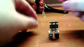 Лего самоделки. Дроид и оружие