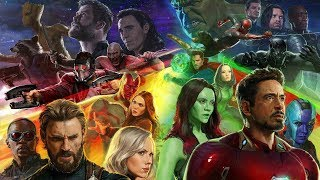 Marvel Studios' Avengers  Infinity War   Family Featurette