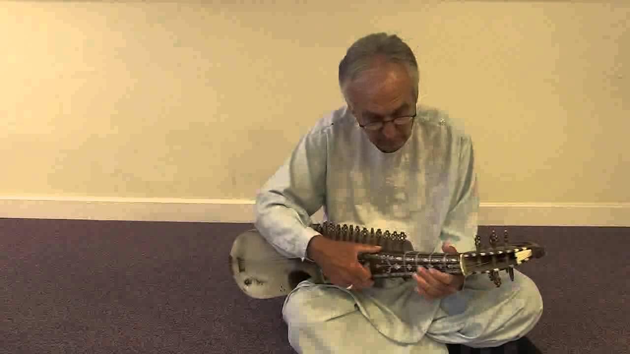 tuning the rubab - Online Afghan Rubab Tutor (OART)