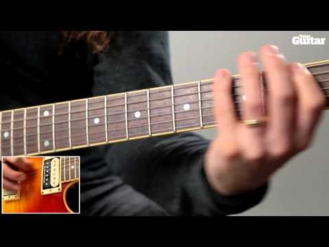 Guitar Lesson: Learn how to play Black Stone Cherry - In Our Dreams