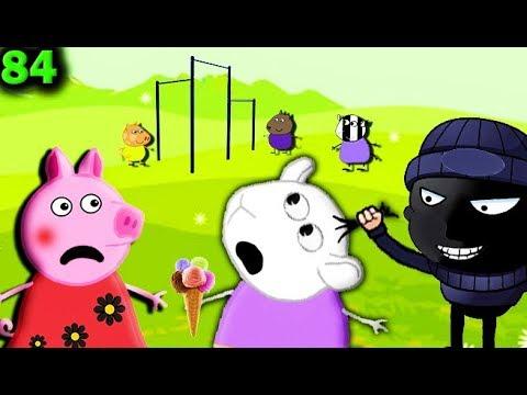 Свинка Пеппа на русском 84 ПОРУЧЕНИЕ ВЕДЬМЫ Мультфильмы для детей
