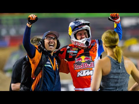 """That was just me being super stressed out."" Ryan Dungey's stories of managing mentality."