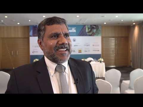 EPCs Offer Opportunities at Breakbulk Middle East 2018 Instar Project Logistics Silvakumar Hariharan