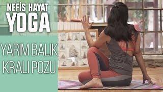 ARDHA MATSYENDRASANA | Astıma ve Sindirim Sistemine İyi Gelen Duruş | Gözde İle Yoga