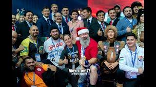 Как проходил III Чемпионат мира по мас-рестлингу в Якутске