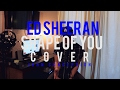 Ed Sheeran - Shape Of You (Cover By John Concepcion)