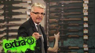 USA-Waffenexperte Heinz Strunk