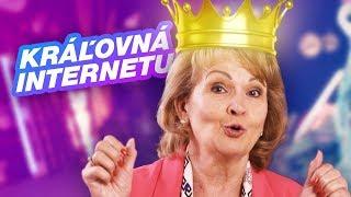 Kráľovná internetu je tu!