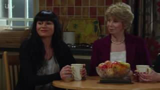 Val, Chas, Bernice And Diane Talk About The Future - Emmerdale