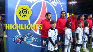 Paris Saint-Germain - ESTAC Troyes (2-0) - Highlights - (PARIS - ESTAC) / 2017-18